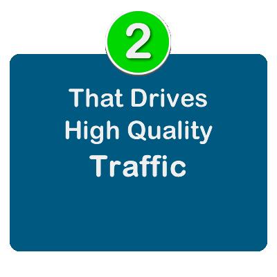 High Quality Traffic