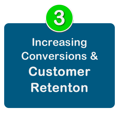 Conversions & Customer Retention