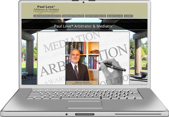 Paul Love Arbitrator Arbitrator