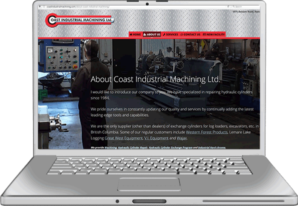 Coast Industrial Machining (Nanaimo)