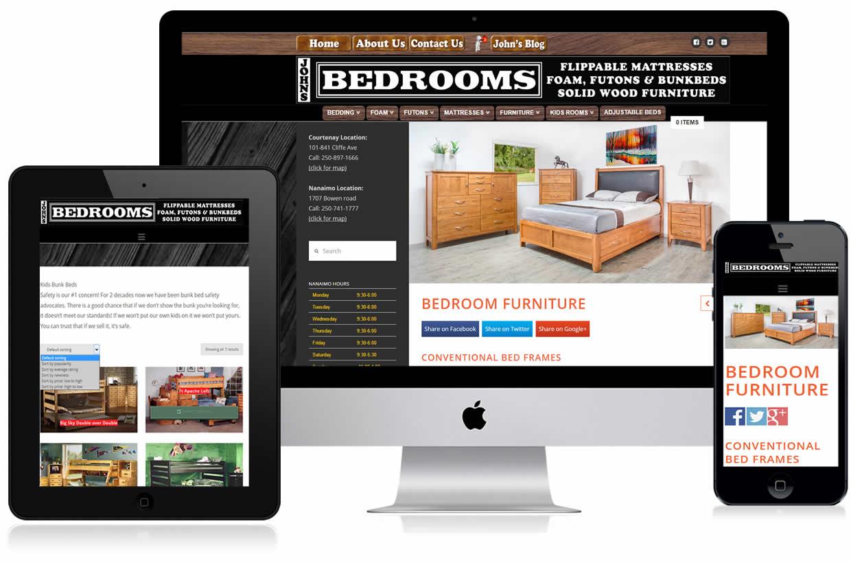 Small Business Website Design Portfolio & Marketing Services