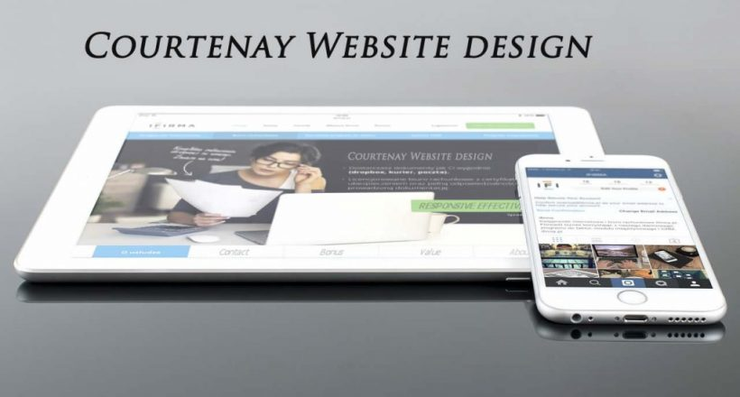 courtenay web design
