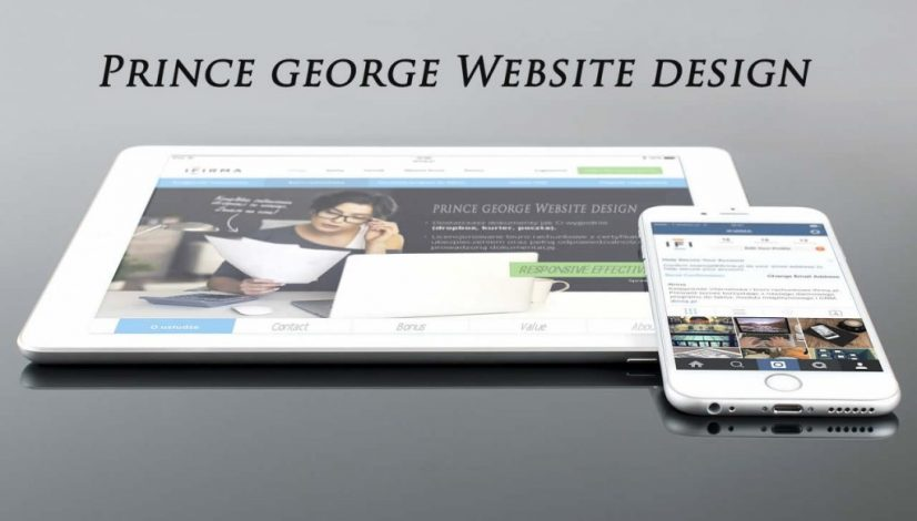 prince george web design